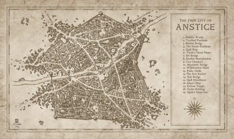 City of Anstice