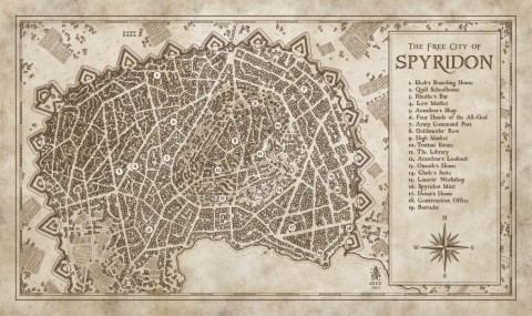 City of Spyridon